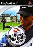 Packshot for Tiger Woods PGA Tour 2003 on PlayStation 2