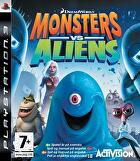 Packshot for Monsters vs Aliens on PlayStation 3