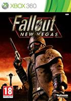 Packshot for Fallout: New Vegas on Xbox 360