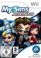Packshot for MySims Agents on Wii