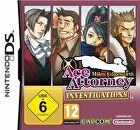 Packshot for Ace Attorney Investigations: Miles Edgeworth on DS
