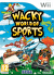 Packshot for Wacky World of Sports on Wii