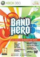 Packshot for Band Hero on Xbox 360