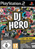 Packshot for DJ Hero on PlayStation 2