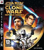 Packshot for Star Wars The Clone Wars: Republic Heroes on PlayStation 3