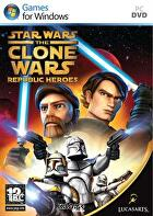 Packshot for Star Wars The Clone Wars: Republic Heroes on PC