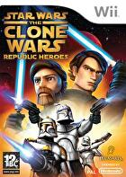 Packshot for Star Wars The Clone Wars: Republic Heroes on Wii