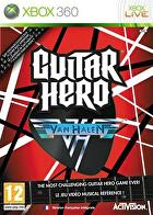 Packshot for Guitar Hero: Van Halen on Xbox 360