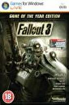 Packshot for Fallout 3: Game of the Year Edition on PC