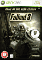 Packshot for Fallout 3: Game of the Year Edition on Xbox 360