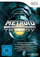 Packshot for Metroid Prime Trilogy on Wii