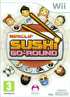 Packshot for Sushi Go Round on Wii, DS