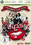 Lips: Number One Hits packshot