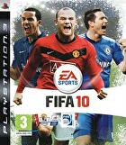 Packshot for FIFA 10 on PlayStation 3