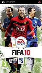 Packshot for FIFA 10 on PSP