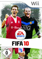 Packshot for FIFA 10 on Wii