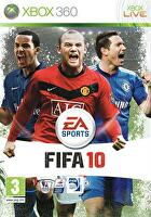 Packshot for FIFA 10 on Xbox 360