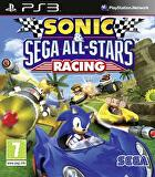 Packshot for Sonic & SEGA All-Stars Racing on PlayStation 3
