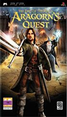 Packshot for The Lord of the Rings: Aragorn's Quest on PSP