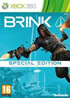 Packshot for Brink on Xbox 360
