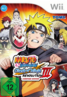 Naruto Shippuden: Clash of Ninja Revolution 3 packshot