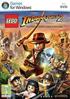Packshot for LEGO Indiana Jones 2: The Adventure Continues on PC