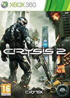 Packshot for Crysis 2 on Xbox 360