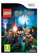 Packshot for LEGO Harry Potter: Years 1-4 on Wii