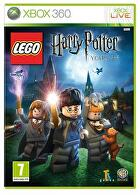Packshot for LEGO Harry Potter: Years 1-4 on Xbox 360