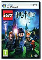 Packshot for LEGO Harry Potter: Years 1-4 on PC