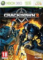 Packshot for Crackdown 2 on Xbox 360