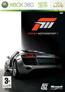Forza Motorsport 3 packshot