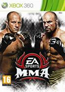 EA Sports MMA packshot