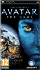 Packshot for James Cameron's Avatar: The Game on PSP