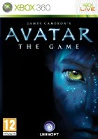 Packshot for James Cameron's Avatar: The Game on Xbox 360