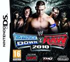 Packshot for WWE Smackdown vs. Raw 2010  on DS