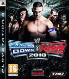 Packshot for WWE Smackdown vs. Raw 2010 on PlayStation 3