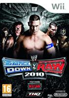 Packshot for WWE Smackdown vs. Raw 2010 on Wii