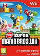 New Super Mario Bros. Wii packshot