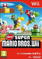 Packshot for New Super Mario Bros. Wii on Wii