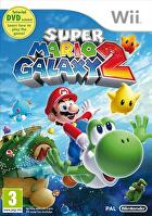 Packshot for Super Mario Galaxy 2 on Wii