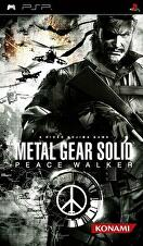 Metal Gear Solid: Peace Walker packshot