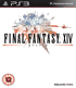 Packshot for Final Fantasy XIV on PlayStation 3