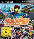 Packshot for ModNation Racers on PlayStation 3