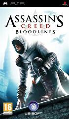 Packshot for Assassin's Creed: Bloodlines on PSP