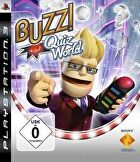 Packshot for Buzz! Quiz World on PlayStation 3
