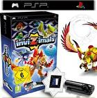 Packshot for Invizimals on PSP