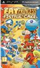 Packshot for Fat Princess: Fistful of Cake on PSP