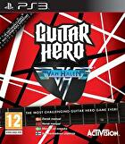 Packshot for Guitar Hero: Van Halen on PlayStation 3