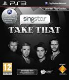 Packshot for SingStar: Take That on PlayStation 3